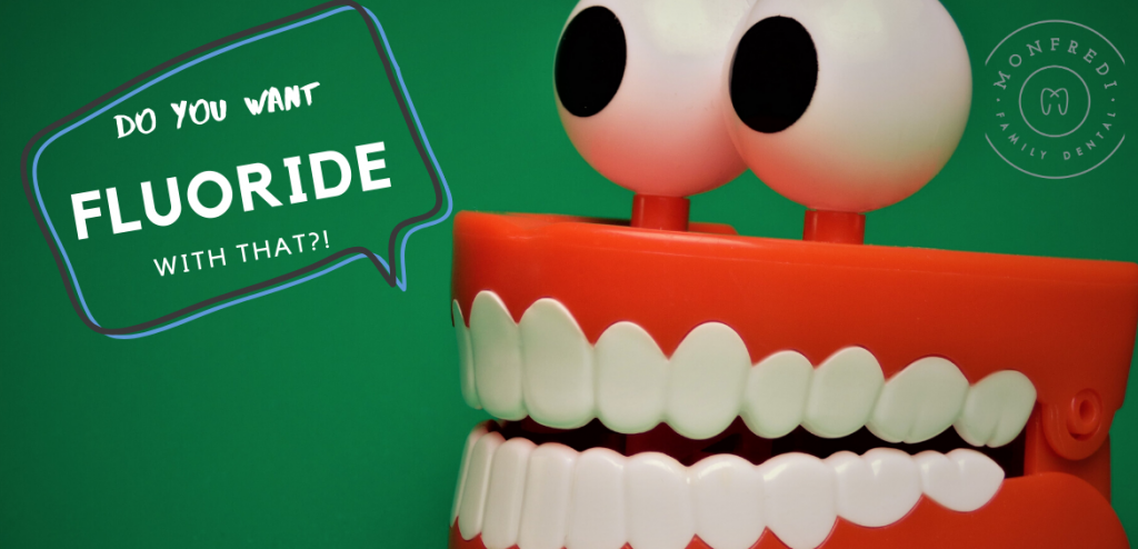 Fluoride varnish has benefits to all patients. Here we talk about how fluoride helps keep your teeth healthy - and why it was introduced to begin with!