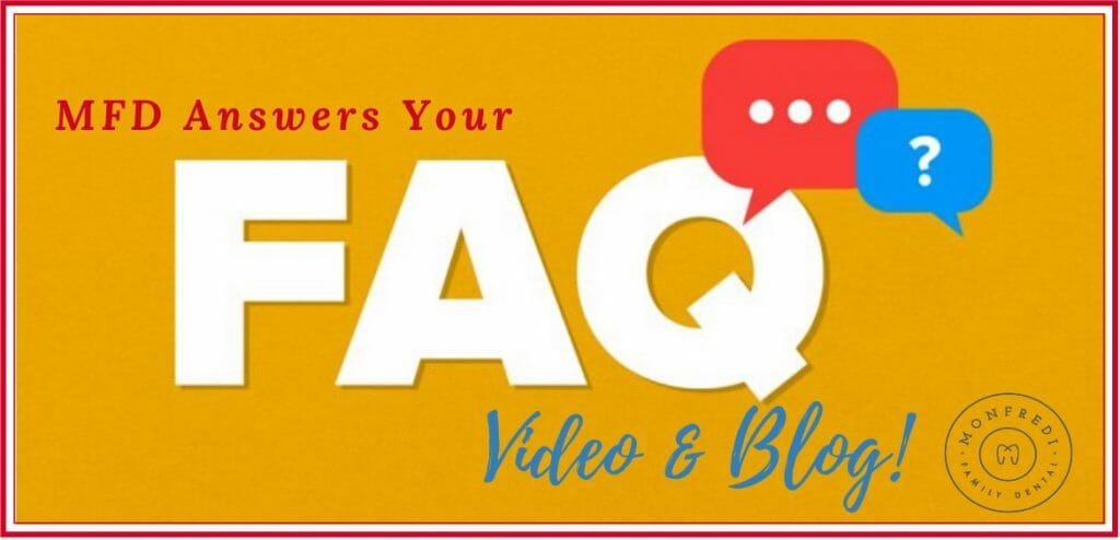 MFD's Answers to Your Most Frequently Asked Questions